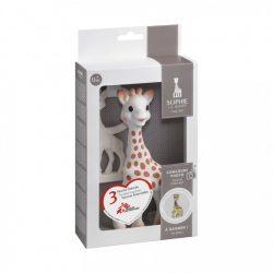 Sophie la girafe + Anneau de dentition – Coffret cadeau – Vulli
