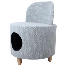 Bridge fauteuil et couchage pour chat Tempo