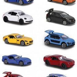 Lot de 10 voitures Majorette Premium Cars