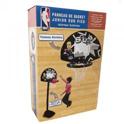 Panneau de Basket Junior sur Pied – NBA | Intérieur-Extérieur | San Antonio SPURS
